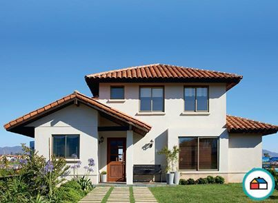 Pintura parea renovar el exterior de tu casa