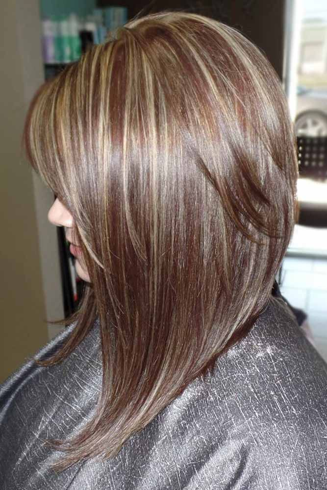 31 Ways How To Sport Your A Line Bob Beautify Yourself Pinterest