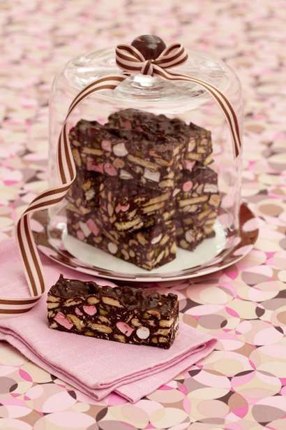 Peggy Porschen Chocolate Truffle Cake Recipe