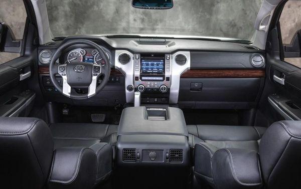 2014 Toyota Sequoia Platinum 2014 Toyota Sequoia Interior  U2013 Automobile Magazine