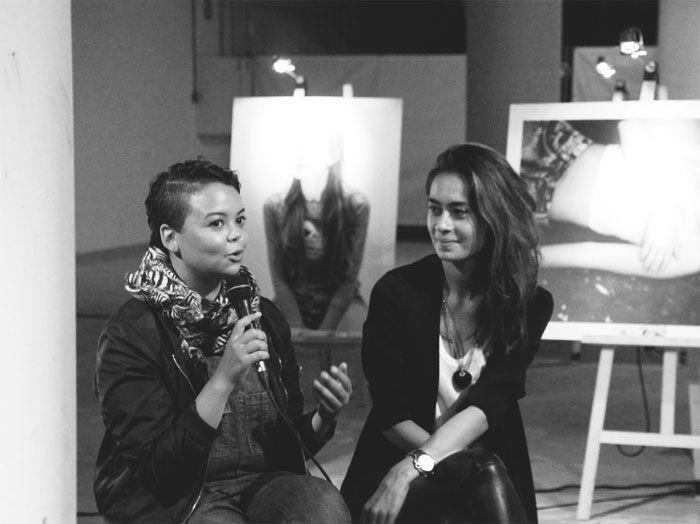 Fashion Chat. Pic: Joyce Meursing