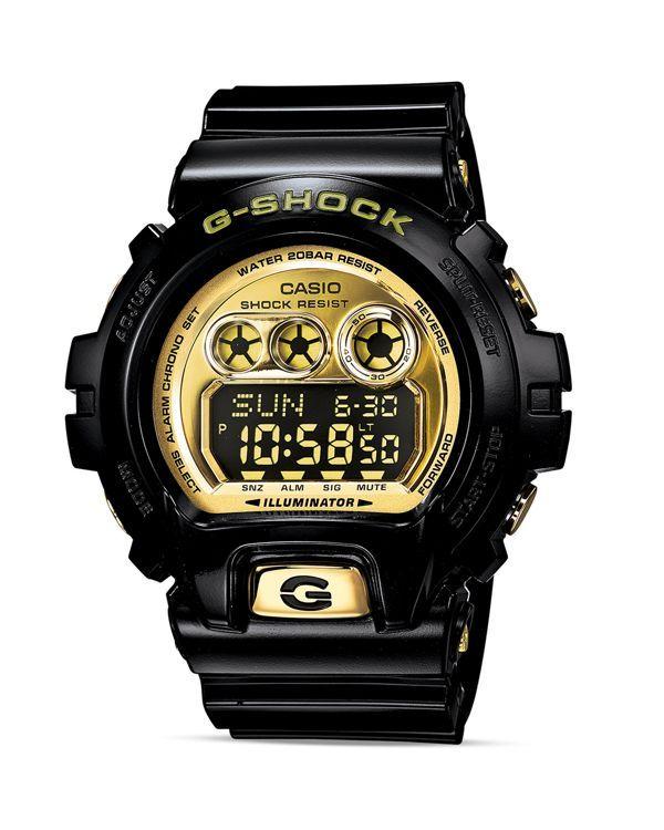 G-Shock Black Xl Case Digital G-Shock Watch, 57.5mm