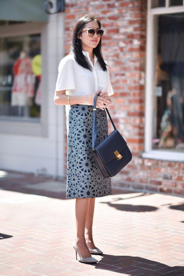 68ef2190aca1 8 Ways to Look More Stylish In Office Clothes