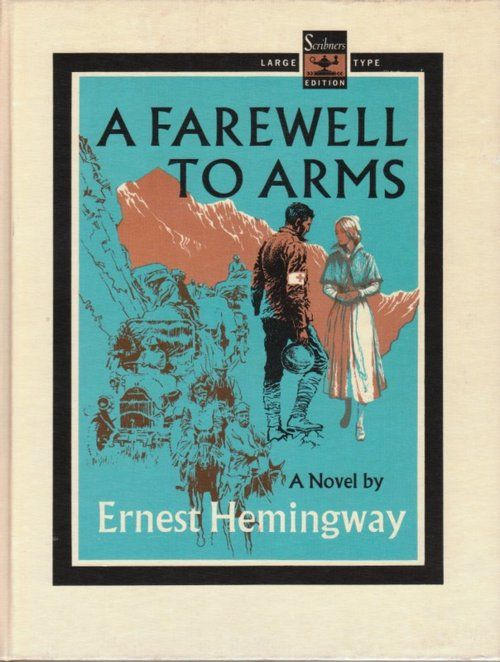 Love and war in hemingways farewell to arms