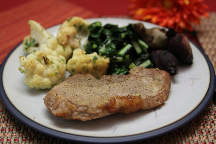 Simple Broiled Pork Chops - The Paleo Mom