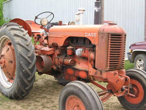 Old Case Tractor Pictures Case DC4