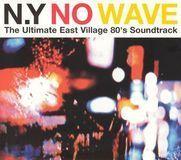 N.Y. No Wave [CD]
