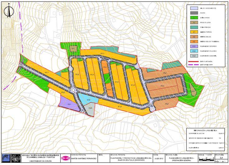 714. Martínez Martínez, M. (2012). Plan parcial y proyecto de urbanización del SU-24 en Soutullo (Sanxenxo). URBANIZACIONES.