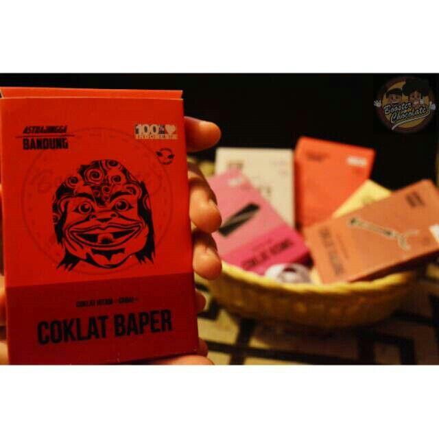 Coklat baper with spicy