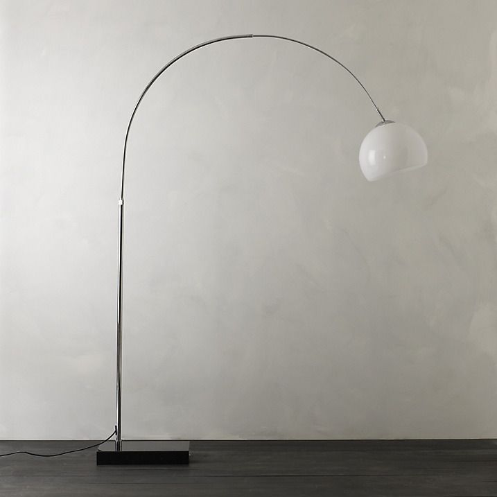 Nice @madaboutthehous Featured This Attractive Curved Floor Lamp.
