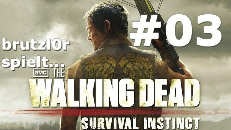 The Walking Dead Survival Instinct #03 - Unlucky Less