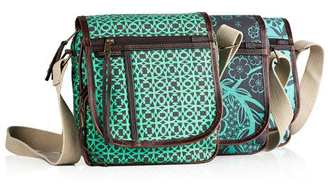 Going on a trip? One of these Passport bags is the perfect size over the shoulder bag.
