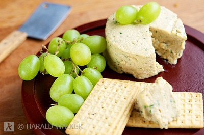 Vegan Blue Cheese (Thermomix)
