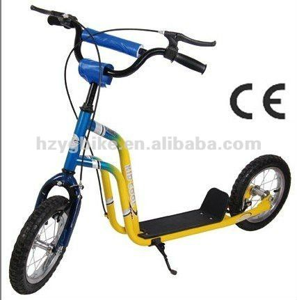 12'' specialized BMX Push Scooter Bike/ 2 Wheels Kick Scooter for Europe  Australia Patented $23.95~$29.75