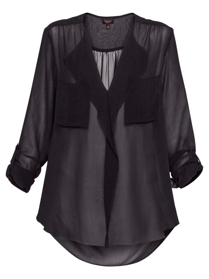 TB finely blouse: Chiffon Black, Colors Jeans, Blue, Finley Blouses, Babaton Blouses Black Finley, Fine Blouses, Black Tops, Black Love, Sheer Black Blouses