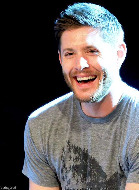 Jensen Ackles <3 why is he so fabulously handsome?!