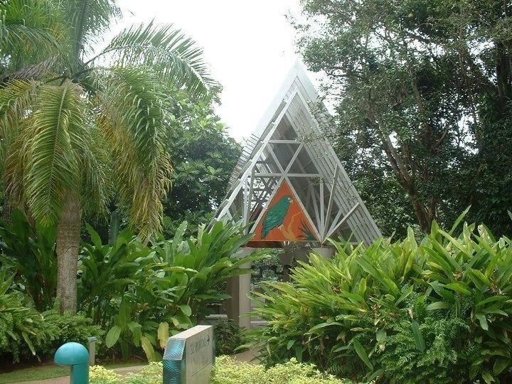 ☀Puerto Rico☀   El Yunque Rainforest Visitors center