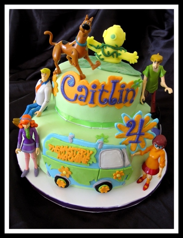 82 best Scbooy doo cakes images on Pinterest Scooby doo cake