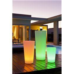 LED PLANT POTS RGB IP68 SMALL