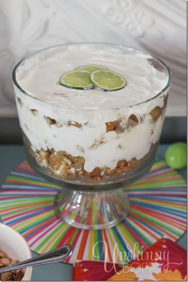 Trifle Recipes For Failed Cakes