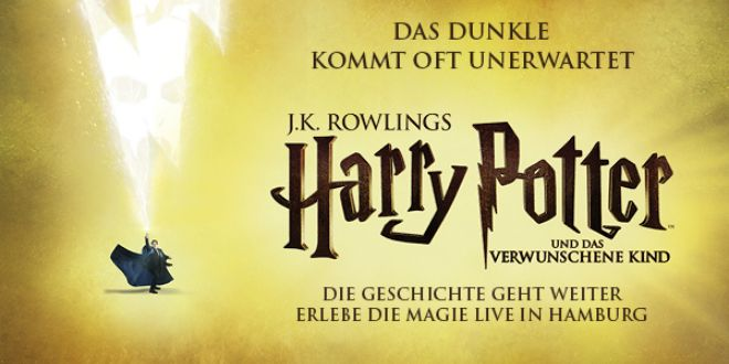 Fansunleashed Casting Announced For Harry Potter And The Cursed Child In Hamburg The Cast Of Harry Potter And Harry Potter Decor It Cast Harry Potter Diy