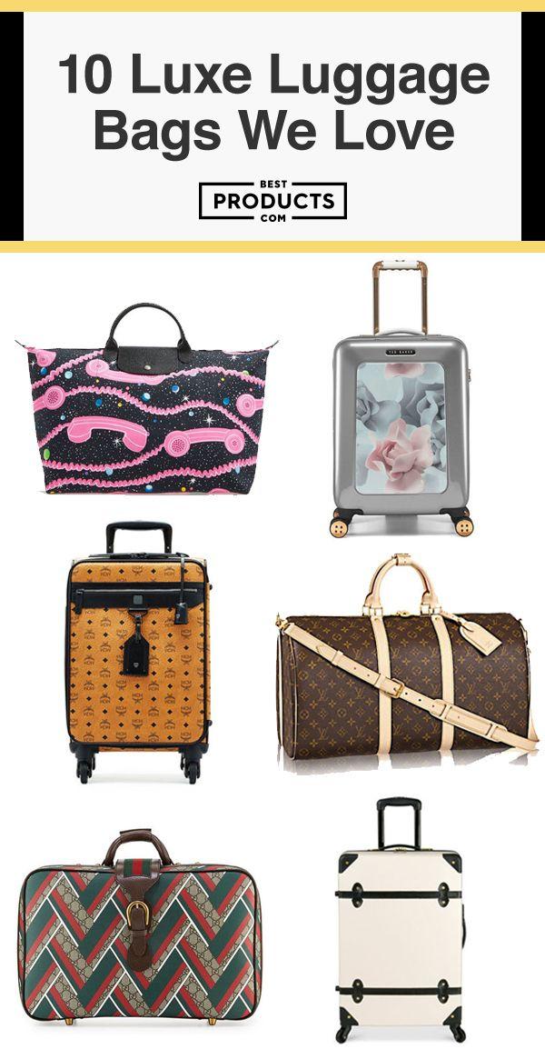Best 25  Designer luggage ideas on Pinterest   Vintage luggage ...