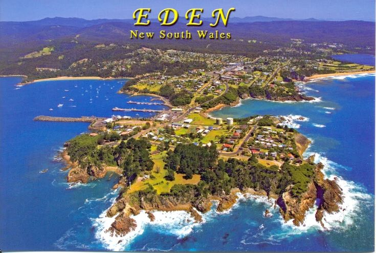 Eden, south coast NSW