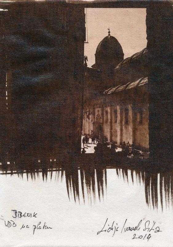 Sibenik - Van Dyke Brown by Lidija Ivanek SiLa