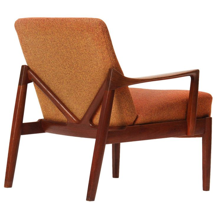Armchair By Edward And Tove Kindt-Larsen | From a unique collection of antique and modern armchairs at http://www.1stdibs.com/furniture/seating/armchairs/