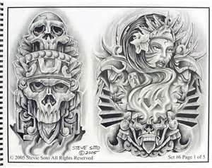 Goodfellas Tattoo Flash Collection 2001 2007 Steve Soto