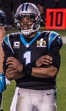 Cam Newton - Wikipedia, the free encyclopedia