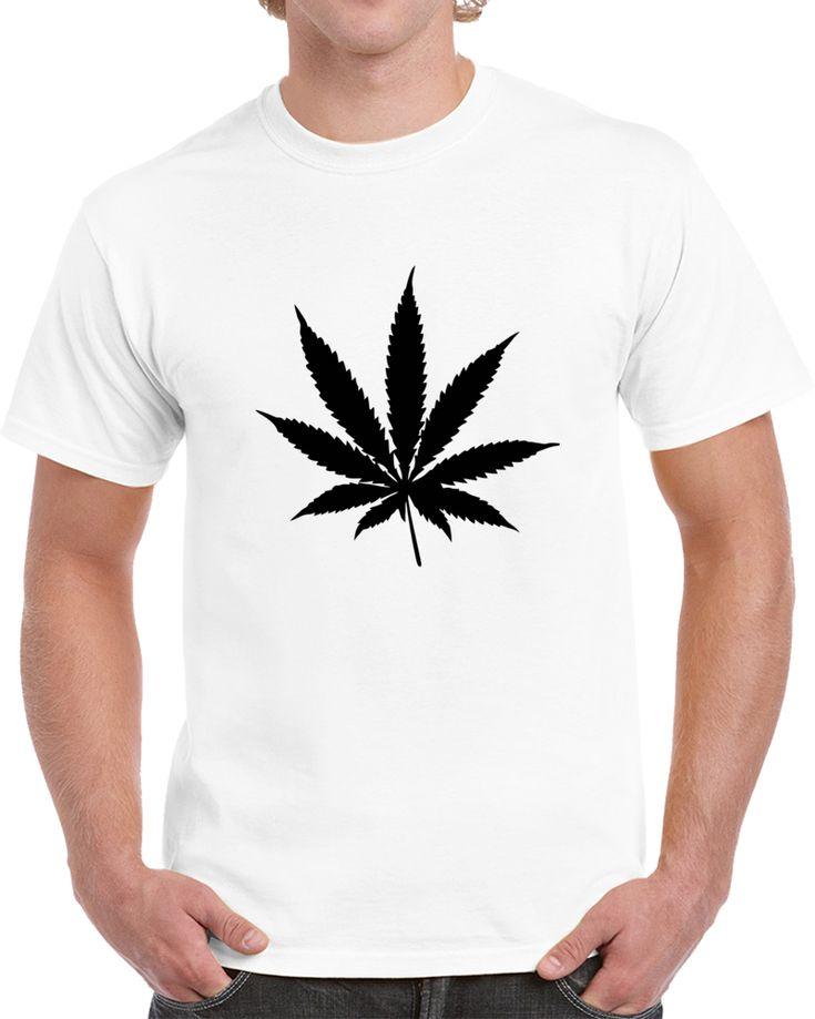 Marijuana Cannabis Leaf T Shirt //Price: $15.99 //     ##tshirtshop