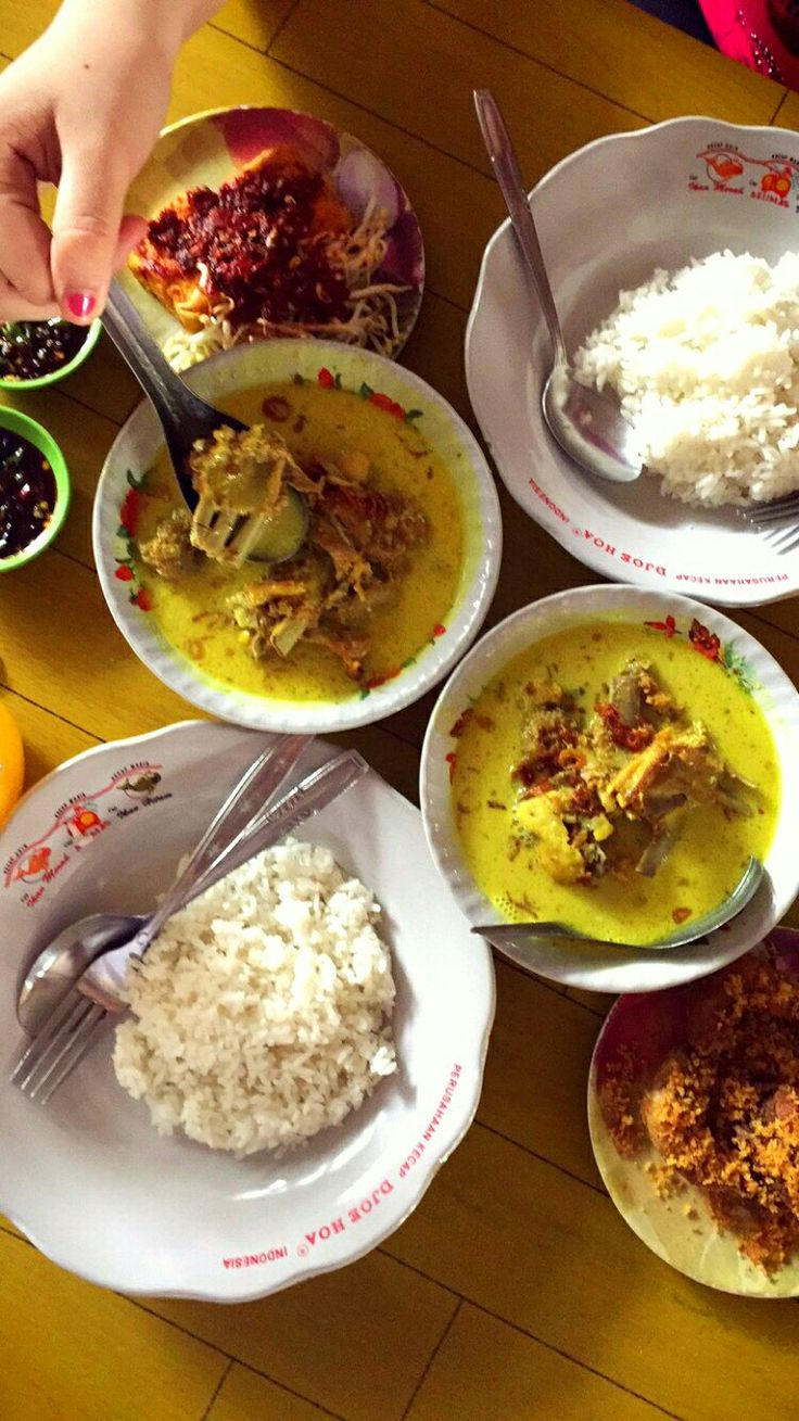 Gulai Kambing (Indonesian lamb curry)