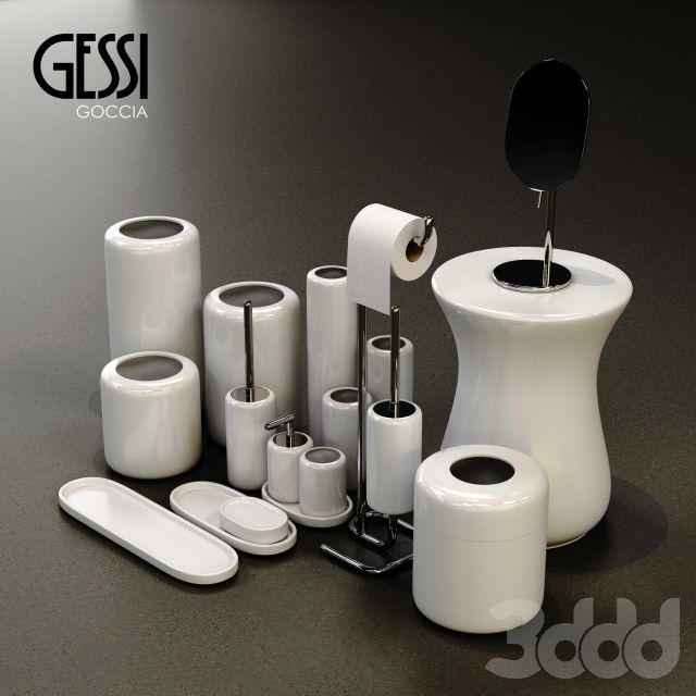 Gessi Goccia Bath Accessories