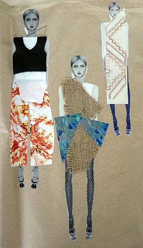 Fashion and Textile Design: Teodora Ciocoiu