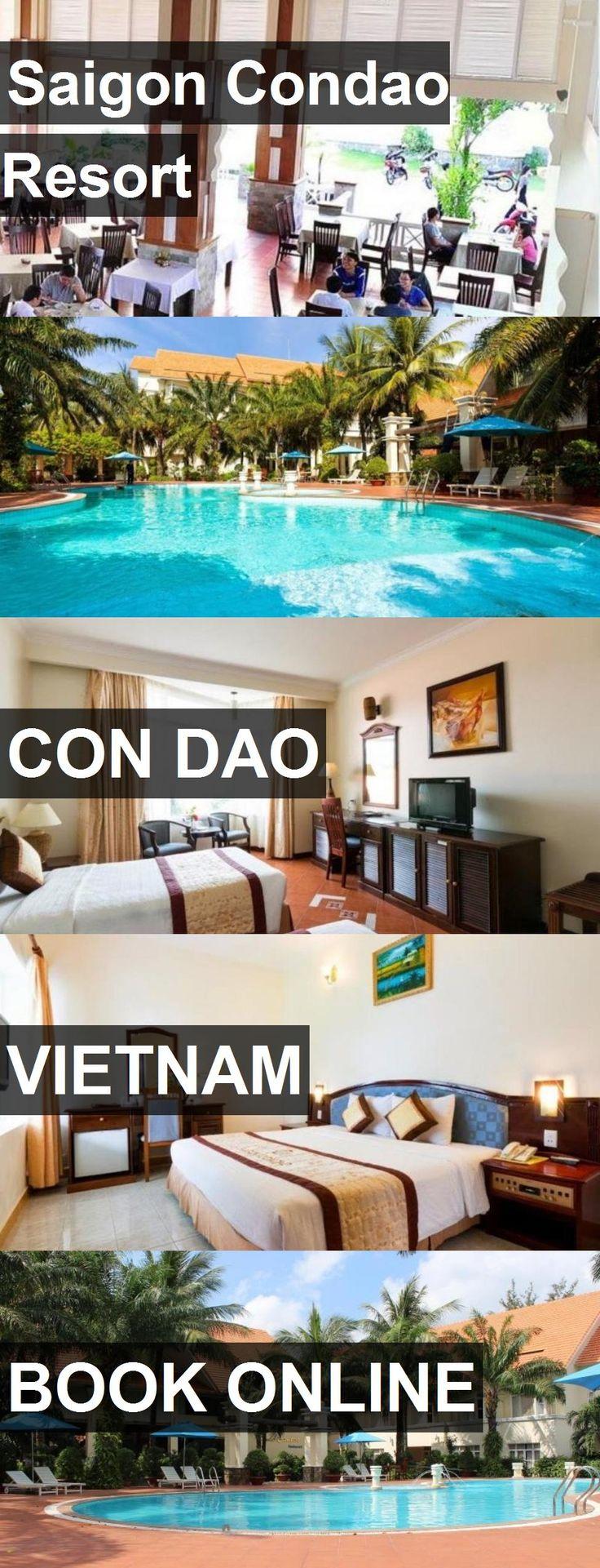 Hotel Saigon Condao Resort in Con Dao, Vietnam. For more information, photos, reviews and best prices please follow the link. #Vietnam #ConDao #SaigonCondaoResort #hotel #travel #vacation