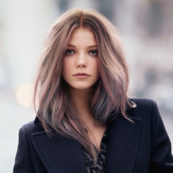 Pastel hair trends | Wella Instamatic |Instamatic at Regis