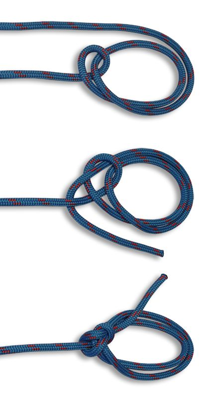 How to tie a Portuguese Bowline