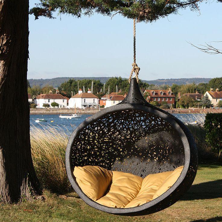 Maffam COMPACT hanging garden seat pod