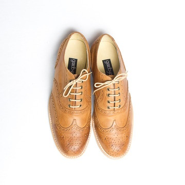 (99+) Fab.com | Oxford Shoes Women's Light Brown