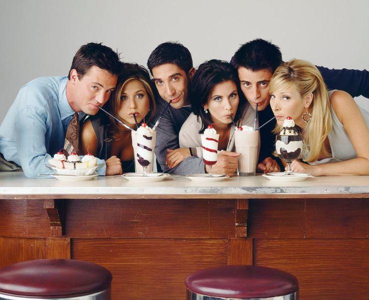 Вот сколько кофе выпили герои сериала Друзья #друзья #Чендлер #Росс #Джои #Фиби #Моника #Рейчел #сериал #кофе