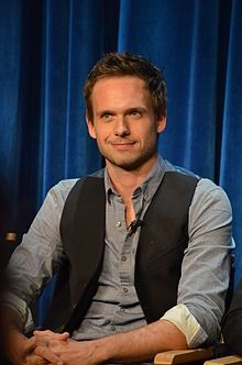 Patrick J. Adams (born August 27, 1981) is a Canadian actor. He is best known for playing Mike Ross in USA Network's series Suits.[1]
