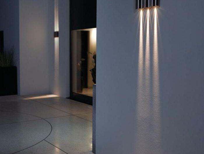 les appliques ext rieures lesquelles choisir pour d corer son ext rieur. Black Bedroom Furniture Sets. Home Design Ideas