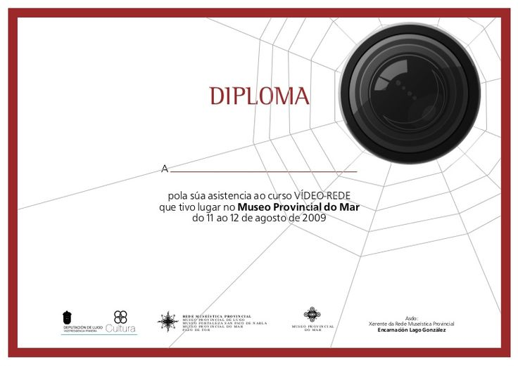 diploma-video-rede by Encarna Lago via Slideshare