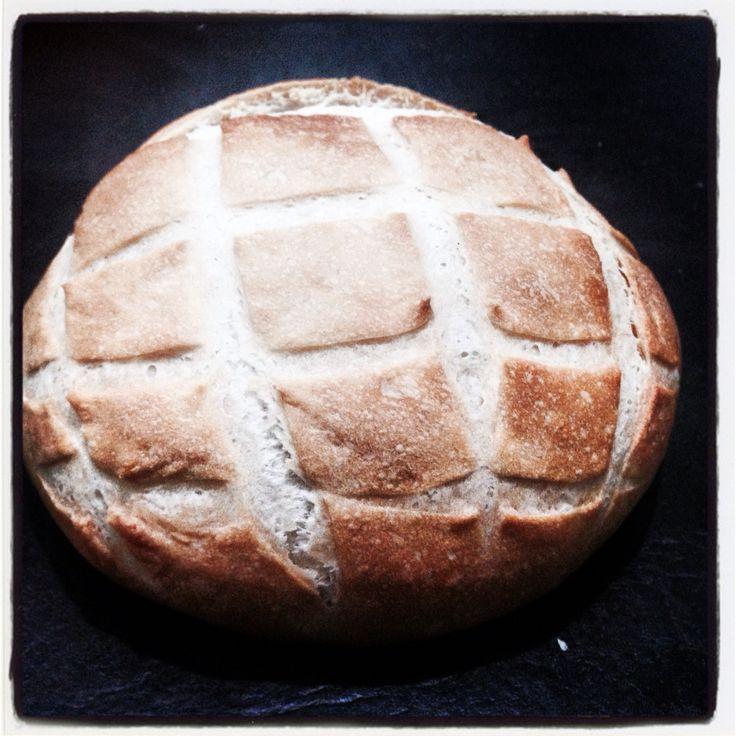 Pan de campo - rustic bread By MelinaYasmin