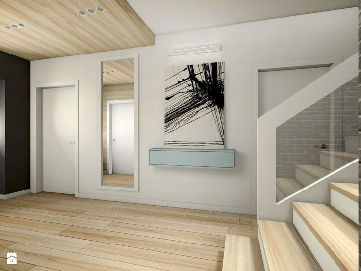 Hol / Przedpokój styl Minimalistyczny - zdjęcie od POLAK STUDIO - Hol…