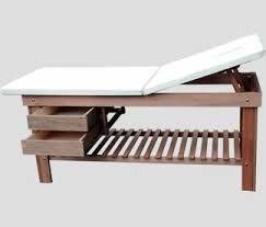 Resultado de imagen para camilla de masaje metalica