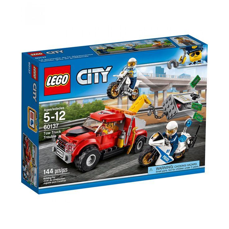 Best 25 lego city police sets ideas on pinterest lego - Lego city camion police ...