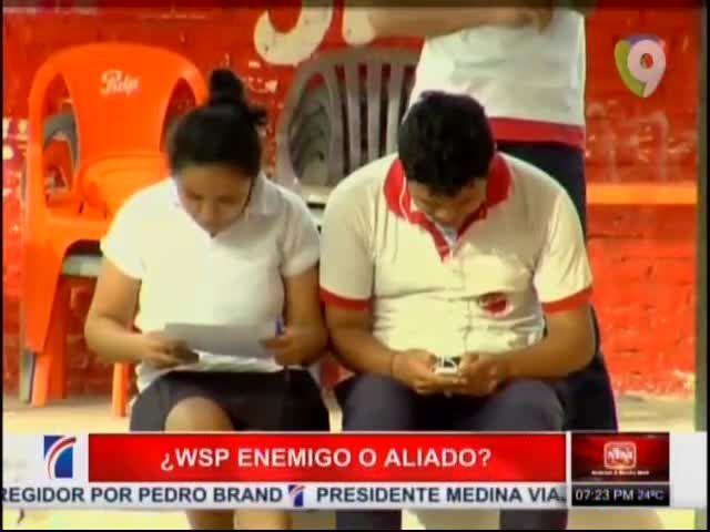 ¿Whatsapp Enemigo O Aliado En El Ambito Escolar? #Video