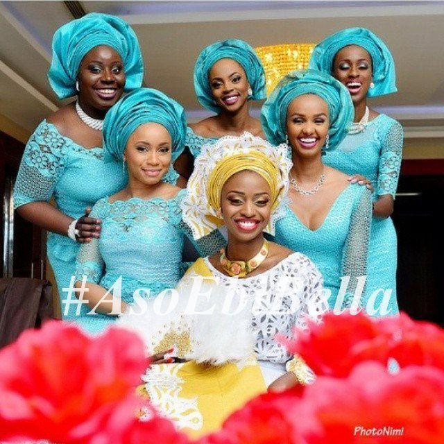 BellaNaija Weddings presents #AsoEbiBella – Vol. 91 ...